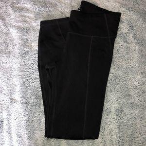Black gap fit leggings